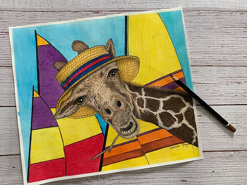 Gerald the Giraffe