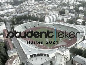 Studentlekene 2021 til OSLO!