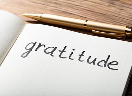 Plus de gratitude pour une meilleure santé