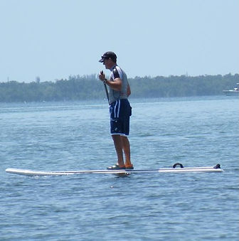 Paddle board rental Sanibel Island