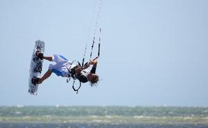 kite board lessons Sanibel Island