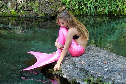 kid and adult mermaid tails custom made