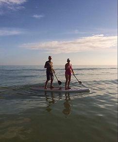 Rent paddle board Sanibel