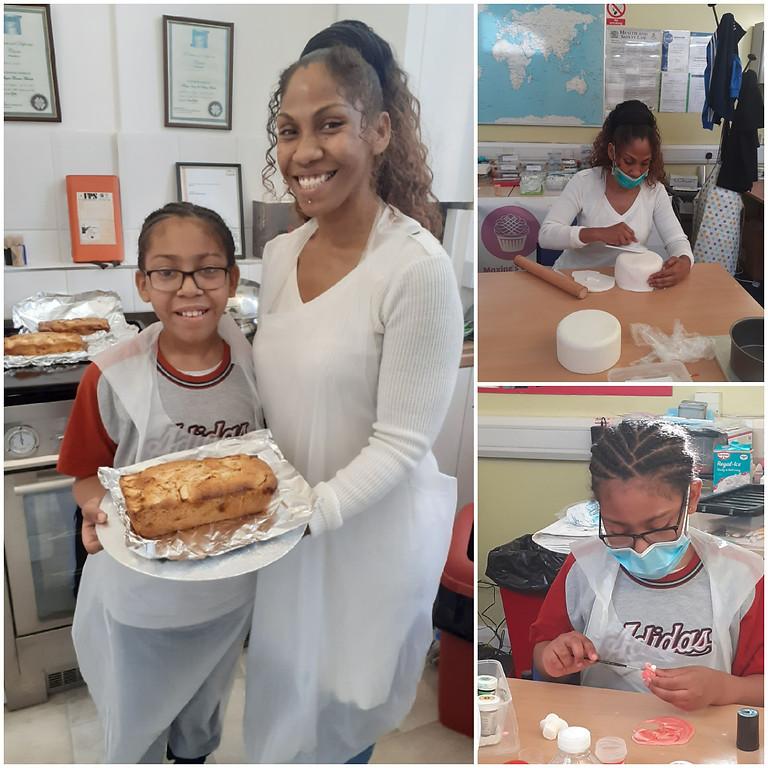 Mum & Me: Cupcake Decorating Workshop