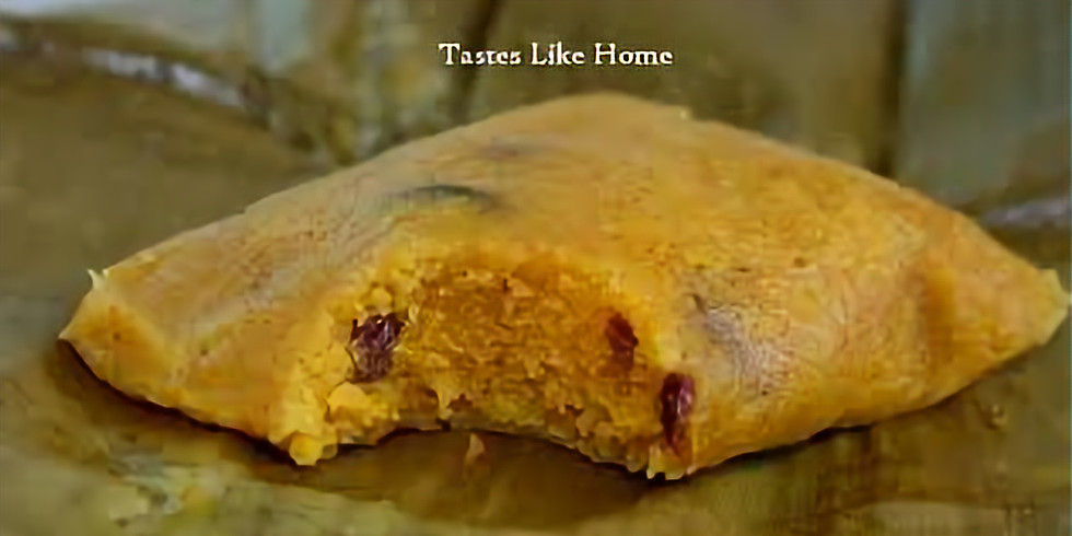 How to make Bajan Conkies