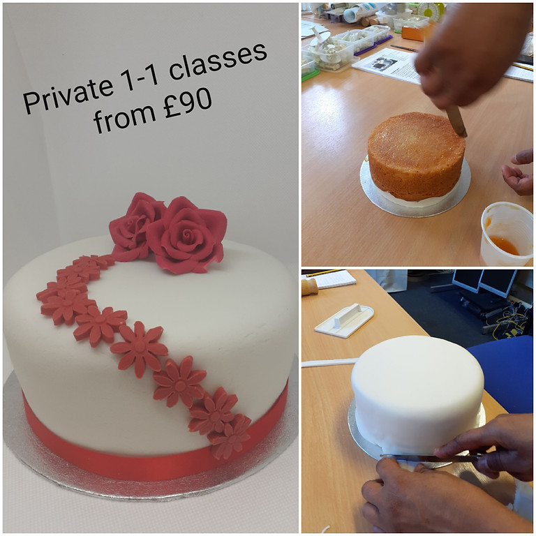 Private: Baking or Cake Decorating