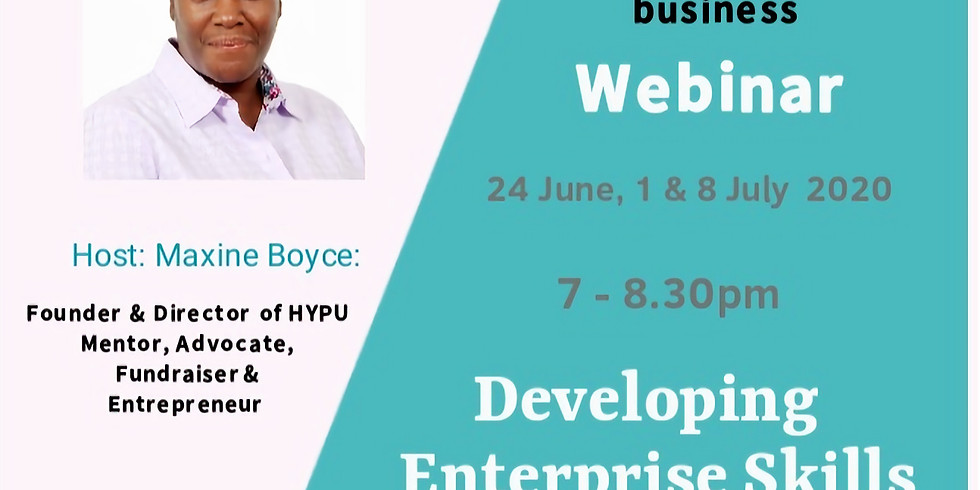 Never Give Up: Developing Enterprise Skills