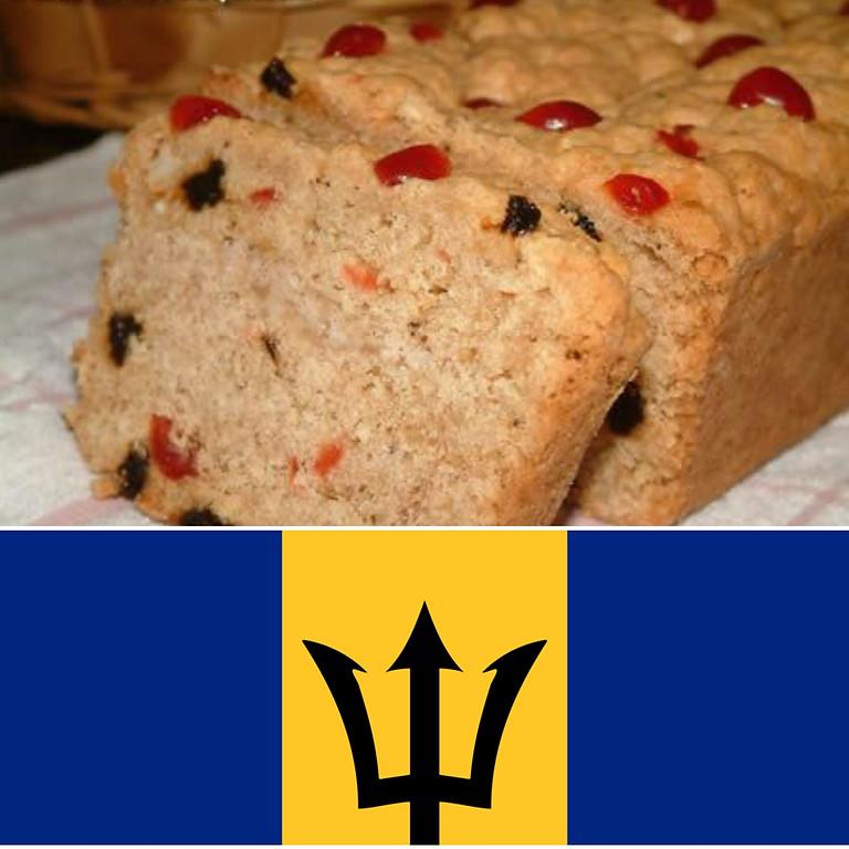 Baking Made Easy:  Bajan Sweet Bread