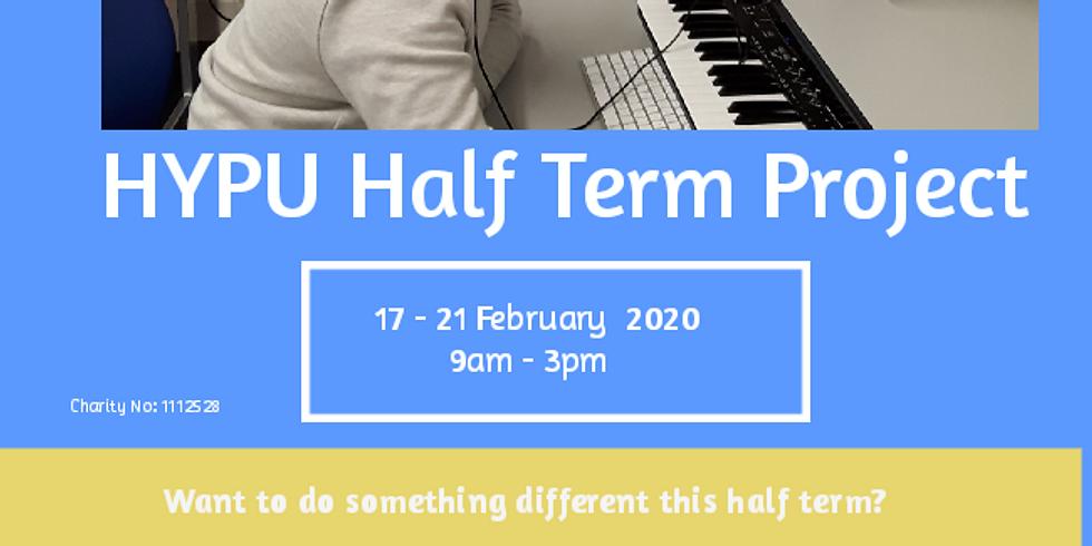 HYPU  S.O.C.A  February Half Term 2020