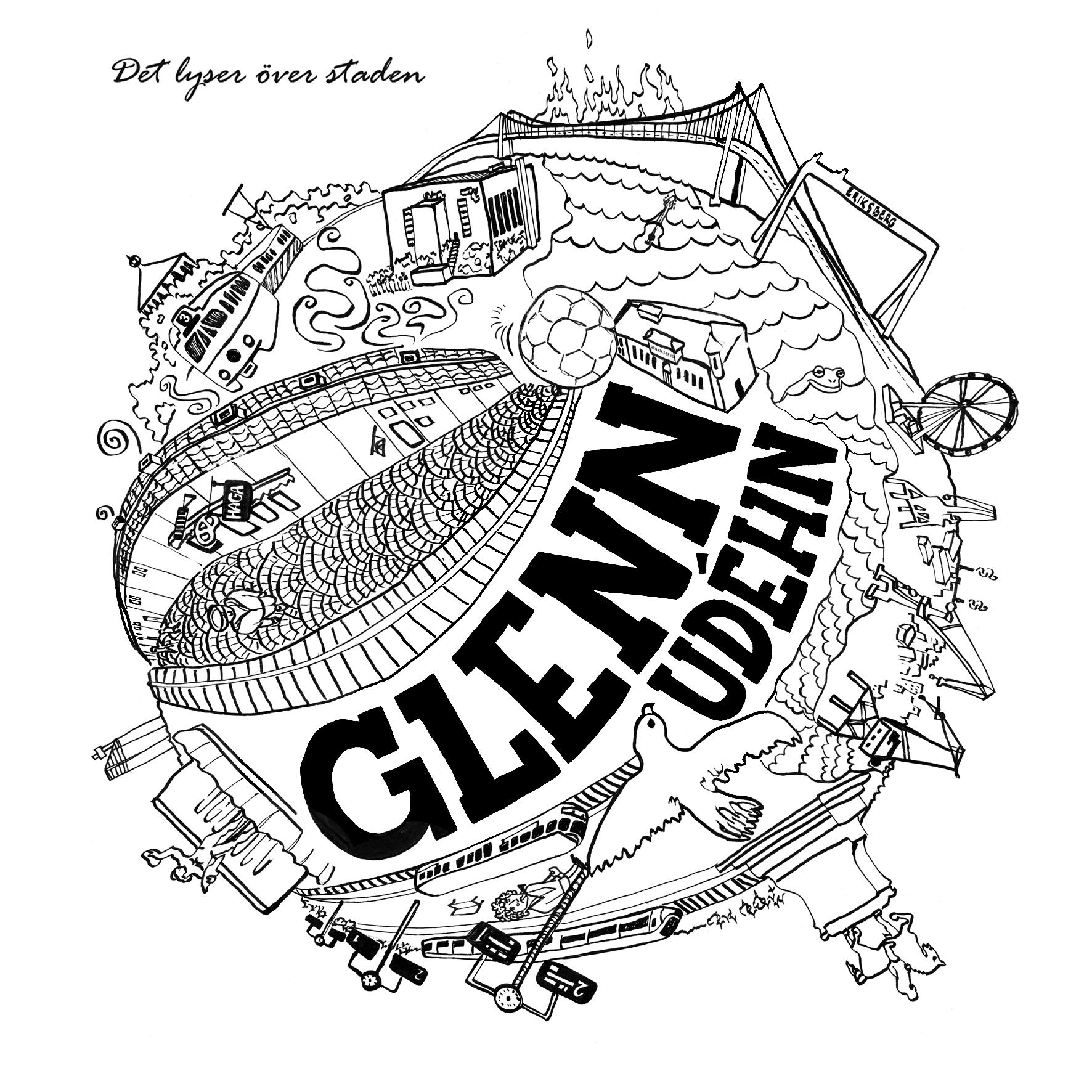Gothenburg illustration