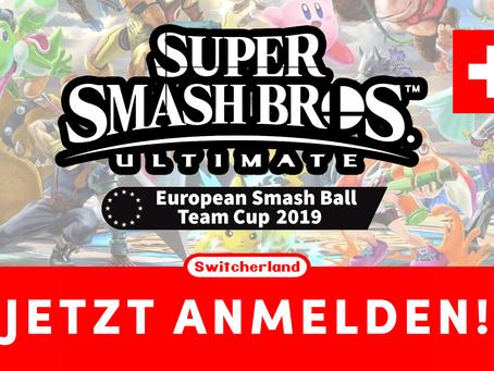 TURNIER | Jetzt anmelden: Nintendo sucht das beste Super Smash Bros. Ultimate-Team der Schweiz