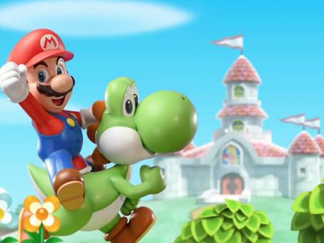 ANGEBOTE | First 4 Figures kündigt neue Sammlerfigur an: Mario & Yoshi
