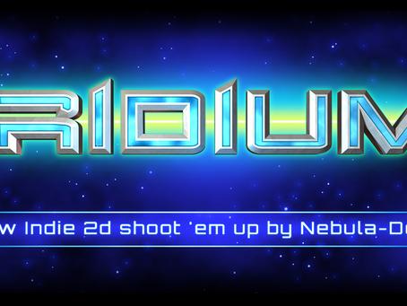 AKTIONEN |Weiteres Switch-Kickstarter-Projekt: 2D-Space-Shooter Iridium