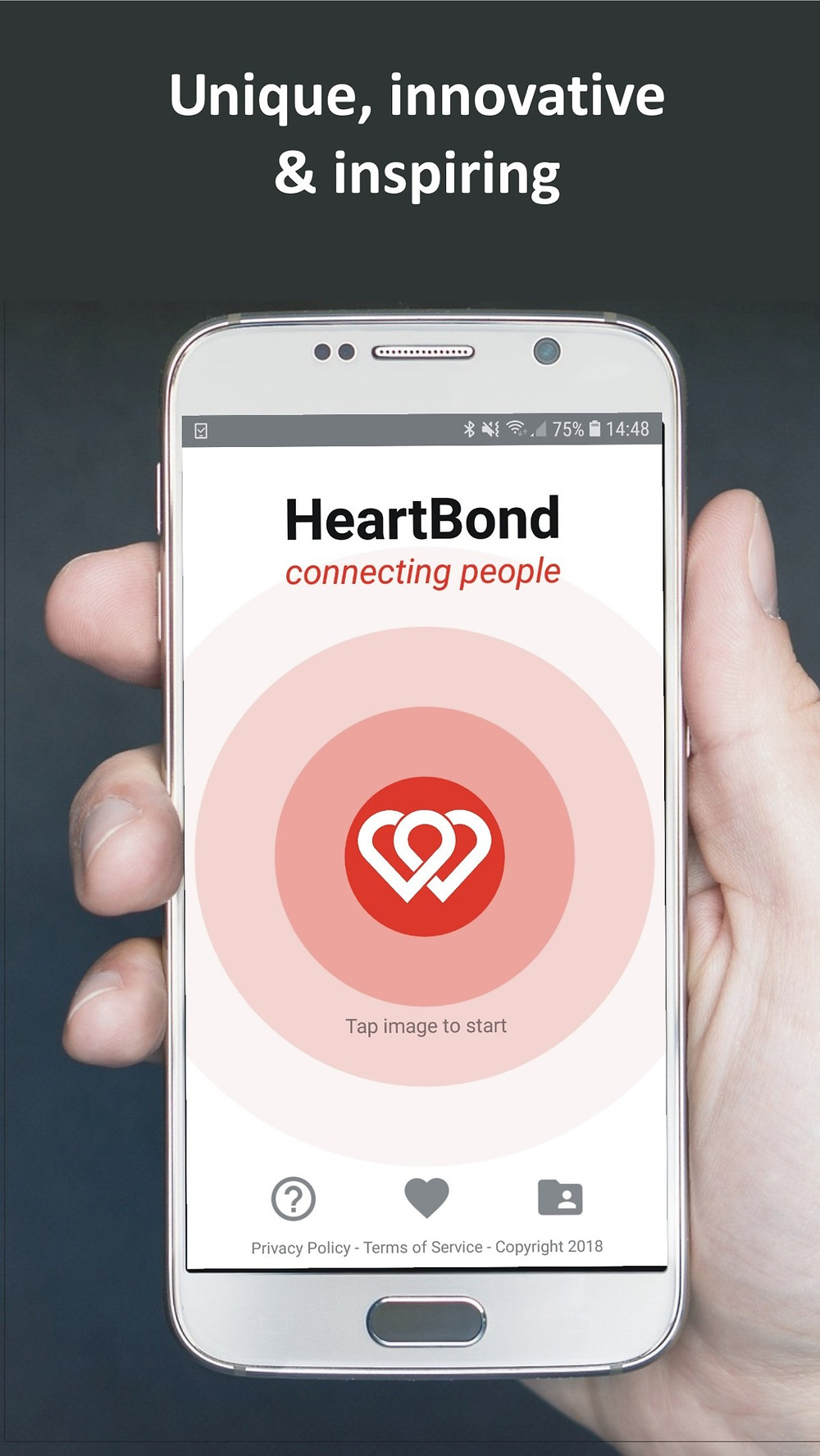 Heartbond App - New!
