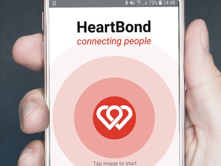 Heartbond App Launched!