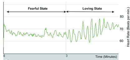 heart rate variablity for different emotions