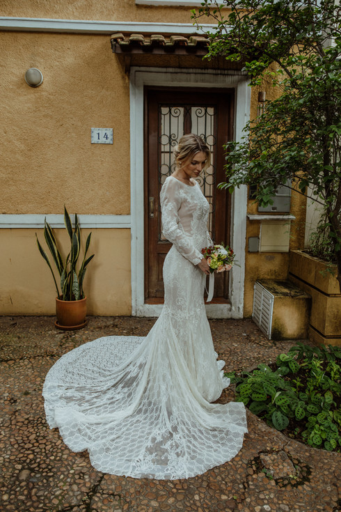 vestido santoni