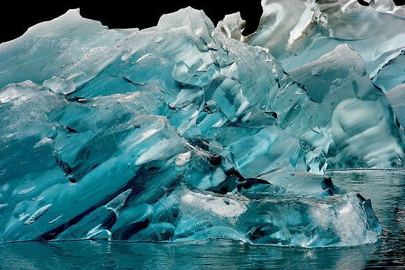 """Iceberg"" MetalPrint"