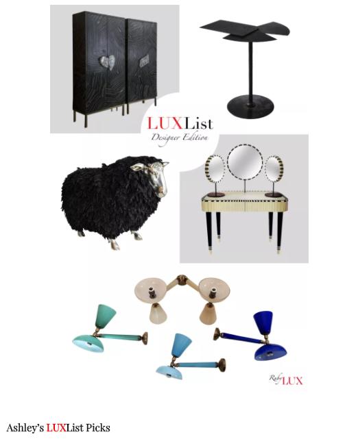 LUXList Designer Edition