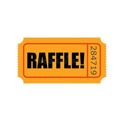 AM '95 RASTA Raffle Ticket