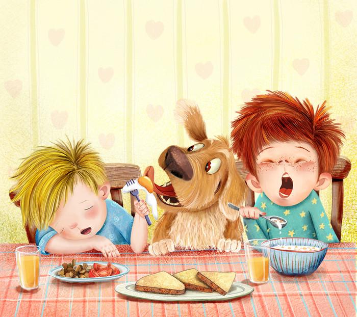 Cricket_and_larry_breakfast.jpg
