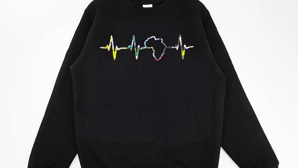 Rhythm of Africa sweatshirt