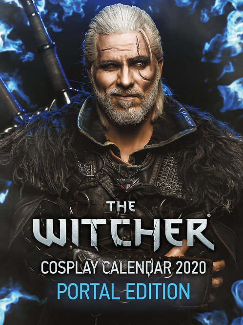 The Witcher Cosplay Calendar 2020