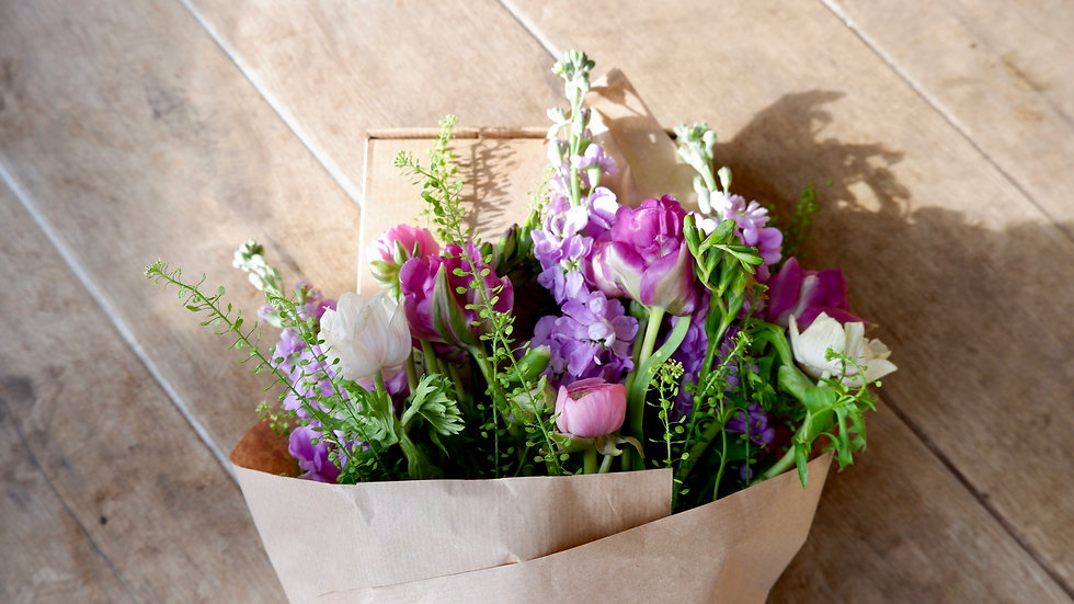 Mother of Bouquets Letterbox Delivery