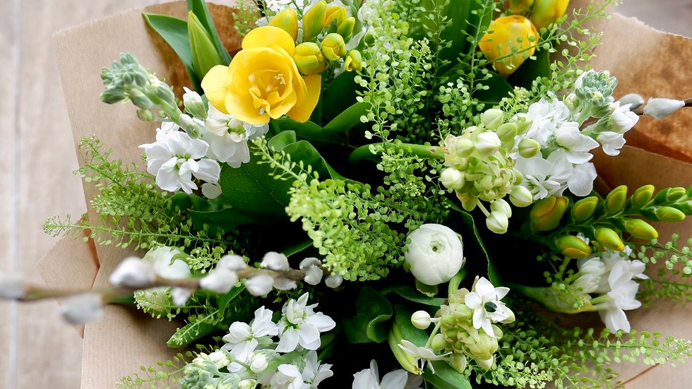 Bouquet of the Month - April - Scents of Spring