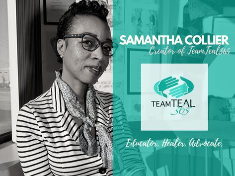 Sam - TeamTeal365