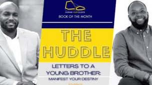 HUDDLE UP - LETTERS TO A YOUNG BROTHER