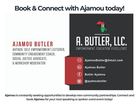 Ajamou - A. Butler, LLC.