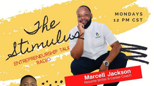 The Stimulus Talk Show - Guest: Marcell