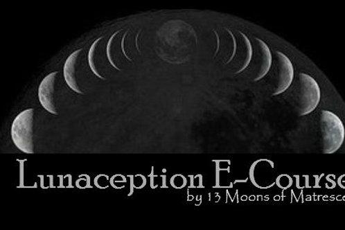 LUNACEPTION E-COURSE + Fertility Charts + 1-on-1 Support