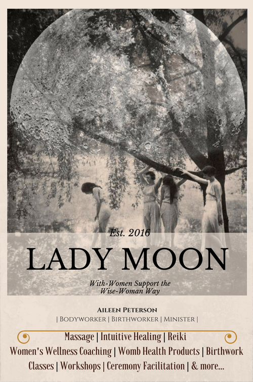 ABOUT LADY MOON