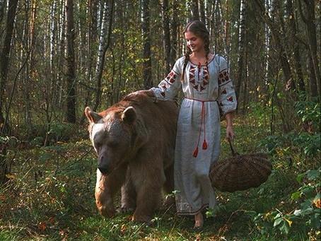 My Ancestors Were Bears