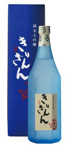 麒麟山 純米大吟醸  Blue Bottle ブルーボトル 720ml