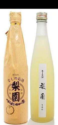 老松酒造 梨園  果酒 500ml