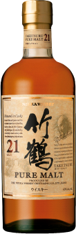 NIKKA Taketsuru Pure Malt 21 Years Old