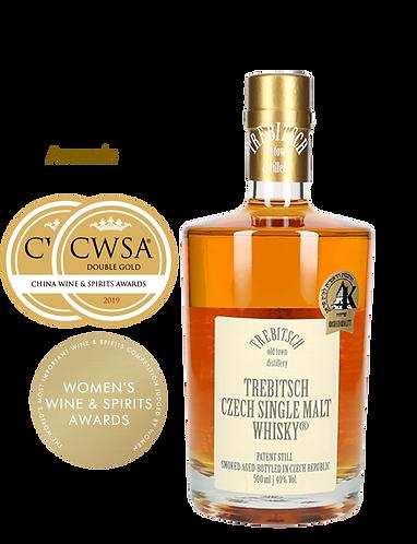 Trebitsch Czech Single Malt Whisky 500ml  40%