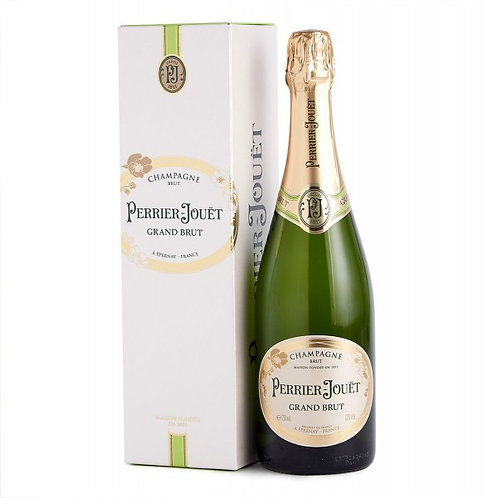 Perrier Jouet Grand Brut NV Champagne  with Gift Box 巴黎之花香檳連禮盒