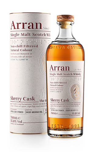 Arran Bodega Sherry Cask Whisky - 700ml