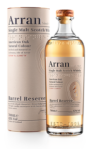 Arran Malt Barrel Reserve Whisky 43%  700ml