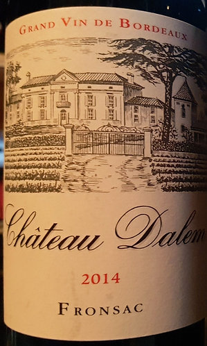Château Dalem 2014 - 750ml
