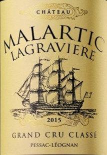 Château Malartic-Lagravière 2015 - 750ml