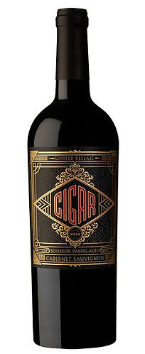2018 Cigar Bourbon Barrel-Aged Cabernet Sauvignon California