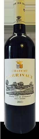 Château Larrivaux 2013 AOC Haut-Medoc - 375ml, 750ml
