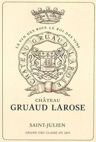 Château Gruaud Larose  Saint Julien 2016 - 750ml