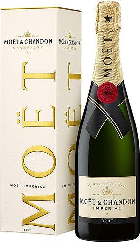Moët & Chandon Impérial Brut NV Champagne with Gift Box  法國名牌酩悅香檳 750ml 連禮盒