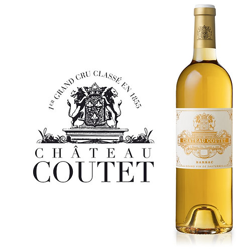 Chateau Coutet, 1st Grand Cru Classe, 2016 Barsac Sauternes - 750ml